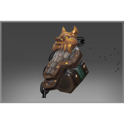 Corrupted Buckle of the Royal Butcher