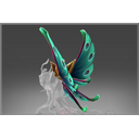 Infused Wings of the Ethereal Monarch