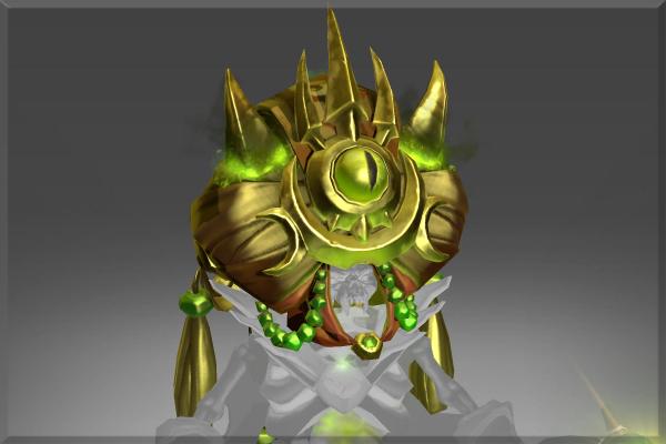 Golden Eye of Ix'yxa