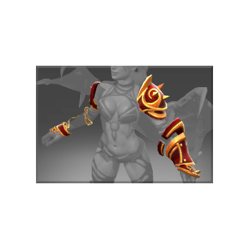 free dota2 item Cursed Chained Guard