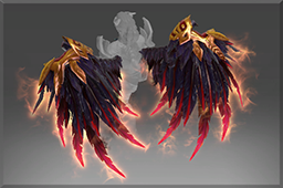 Bloodfeather Wings	 (Genuíno)
