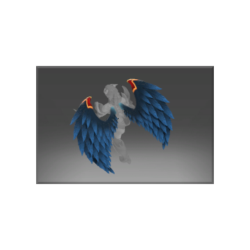 free dota2 item Inscribed Wings of the Dark Angel