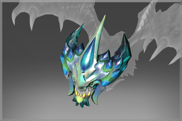 Inscribed Crown of the Netherfrost