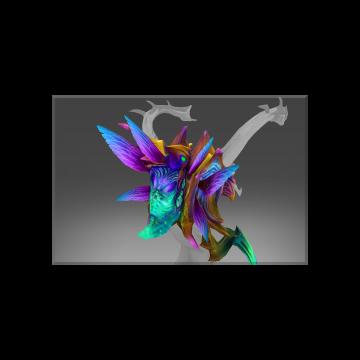 free dota2 item Infused Wings of the Fatal Bloom
