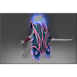 Corrupted Cape of the Banished Princess