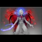 Inscribed Crimson Mournful Reverie