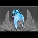 Inscribed Dreadhawk Headdress