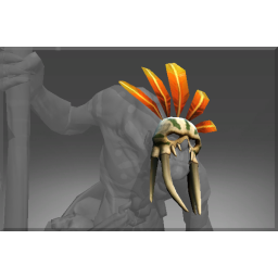 Heroic Tribal Megadon Mask