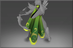 Inscribed Featherfall Cloak