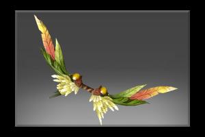 Auspicious Featherfall Bow