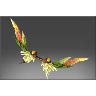 Corrupted Featherfall Bow