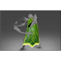 Heroic Cape of the Wind Leaf