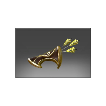 free dota2 item Quiver of Tranquility