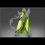 Inscribed Sparrowhawk Cape