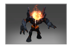 Inscribed Obsidian Golem