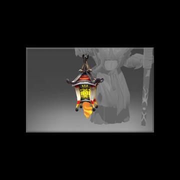 free dota2 item Auspicious Lantern of the Archivist