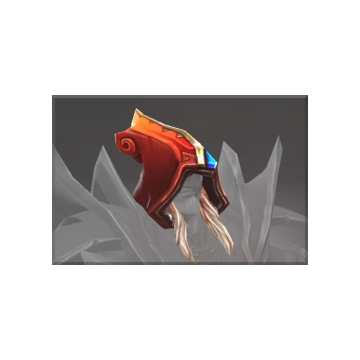 free dota2 item Corrupted Hood of the Wailing Inferno