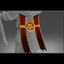 Inscribed Cloak of the Gatekeeper