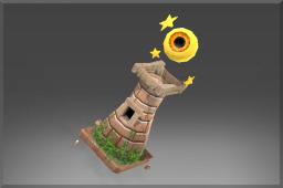 Inscribed Celestial Observatory