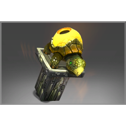 Inscribed Rockshell Scout