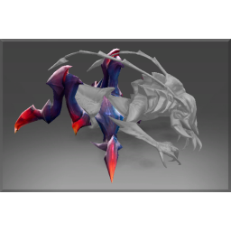 Inscribed Ember Tipped Striders