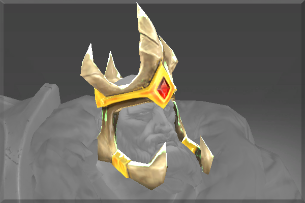 Inscribed Dreadknight Crown