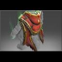 Cursed Regalia of the Wraith Lord Cape