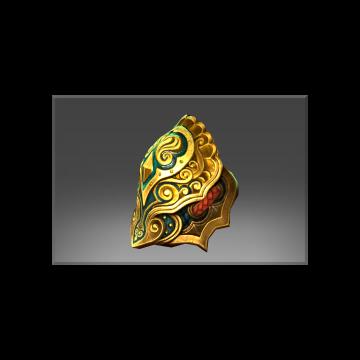 free dota2 item Infused Pauldron of the Dreadborn Regent