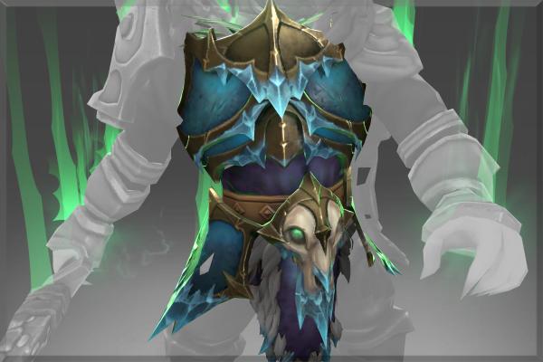 Inscribed Armor of the Dark Reservoir