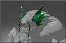 Head Fins of the Deepweed Drowner