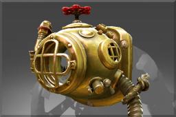 Genuine Golden Floodmask