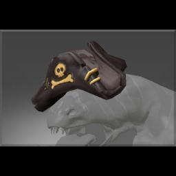 Heroic Pirate Slayer's Tricorn