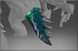 Tidosaurus Tail