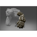 Corrupted Left Arm of the Igneous Stone