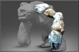 Elemental Ice Left Arm