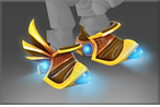 Mecha Boots of Travel Mk III