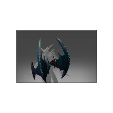 free dota2 item Wings of Eternal Purgatory