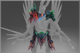 Inscribed Armor of the Foulfell Corruptor