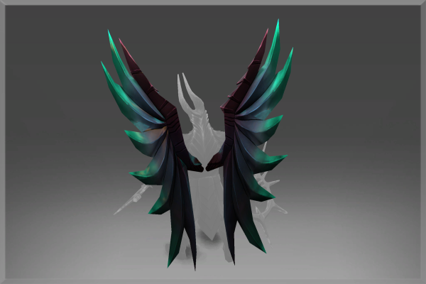 Inscribed Marauder's Wings