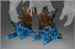 Legs of the Boreal Sentinel