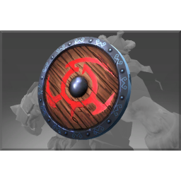Frozen Frostiron Raider Shield