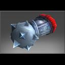 Cursed Frostiron Raider Fist