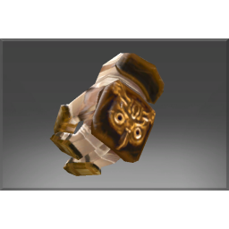 Corrupted Bobusang's Fist of the Predator Owl