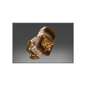 free dota2 item Corrupted Bobusang's Fist of the Predator Owl