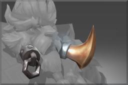 Broken Tusk of the Barrier Rogue