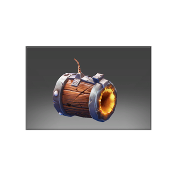 free dota2 item Infused Cannon Punch of the Barrier Rogue