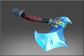 Barrier Shard Axe