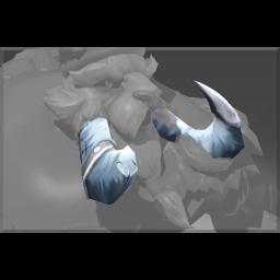 Cursed Arctic Hunter's Tusks