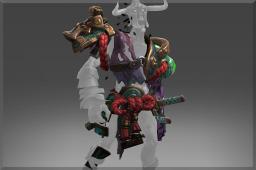 Armor of Dirgesworn Dynasty