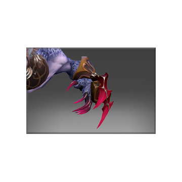 free dota2 item Infused Claws of the Ferocious Heart